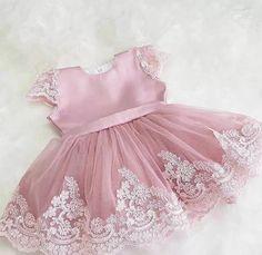 Princes Dress, 1 Year Birthday, Baby Girl Princess, Big Bows, Summer Parties, Birthday Dresses, Cheap Dresses, Little Girls, Children Dress