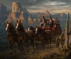 Old West Cowboys | ... , cowboys, fantasy, horses, lady, mountains, wallpaper, wild west