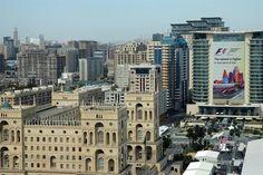 La Fórmula 1 en Bakú: el Gran Premio de Europa genera controversias - Fórmula 1 - canchallena.com