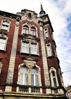 #ZABRZE, Wolności 321 #townhouse #kamienice #slkamienice #silesia #śląsk #zabrze