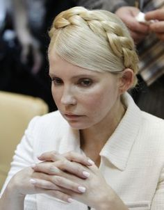 a sickly Yulia Tymoshenko is finally released for medical treatment outside of prison, Still thought by many to be a political prisoner now has support of church leaders urging officials to release her from her 7 year prison sentence