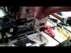 Ajuste de las cuchillas de la overlock y medidas correctas ( PASO A PASO )