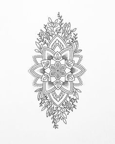 Delicate and beautiful 30 simple mandala tattoo design ideas for women - Tattoos- Delicate and beautiful 30 simple mandala tattoo design ideas for women – Page 25 Delicate and beautiful 30 simple mandala tattoo design ideas for women Yes Nicest - Nails Flower Mandala Tattoo, Simple Mandala Tattoo, Henna Mandala, Mandala Tattoo Design, Mandala Drawing, Flower Tattoo Designs, Flower Tattoos, Mandala Tattoo Shoulder, Cover Up Tattoos