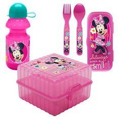Zak On-the-Go Set Minnie Mouse