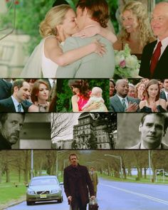 Camera and Chase gets married and House goes to the mental hospital, very fitting lol
