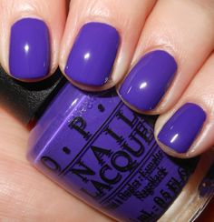 OPI Do You Have This Color in Stock-holm? I have a mini one of this from the samples of the collection and I love it! I need to find it to buy hopefully Amazon or something!