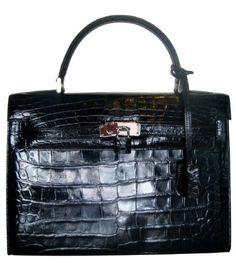 Chloe – Genuine Alligator Skin Handbag | Love yourself