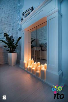 Sypialnia styl Glamour - zdjęcie od ITO Design