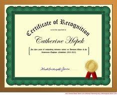 How to Make A Certificate - 30 How to Make A Certificate , Free Certificate Maker Certificate Generator Free Certificate Maker, Certificate Of Recognition Template, Create Certificate, Certificate Design Template, Printable Certificates, Award Certificates, Certificate Of Appreciation, Certificate Of Achievement, Volunteer Appreciation