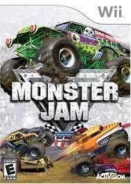 Monster Jam - Wii Game