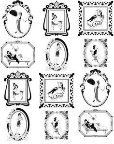 42 best 1920's OAP kick off party images on Pinterest