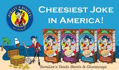 Pirate's Booty Mac  Cheese Giveaway US Ends 7/15