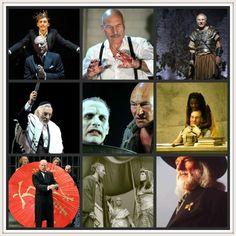 Sir Pat's roles