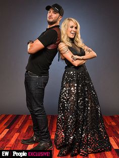 What Happens Inside a Country Photo Booth? This! | LUKE BRYAN AND CARRIE UNDERWOOD  |