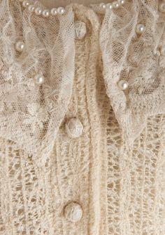 Chapbook Signing Cardigan | Mod Retro Vintage Sweaters | ModCloth.com