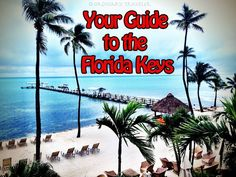 This Florida Keys travel guide covers two of the prettiest keys -- Marathon and Islamorada. Find out what to do and where to stay in the Florida Keys!