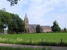 Willibrorduskerk Ruurlo. A Dutch church