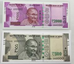 Entire Nation Wants to Know About the New Features of Latest Currency 500 and 2000. You might see these notes already in your Whatsapp for...