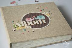 handmade by Deny: detské albumy
