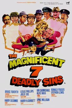 Felicity devonshire the magnificent seven deadly sins - 3 4