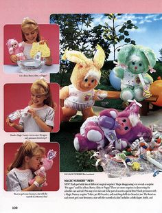 1991-xx-xx Mattel Girls Toys Catalog P130 by Wishbook, via Flickr