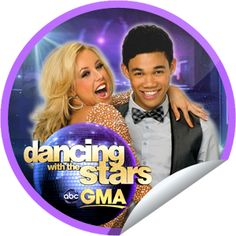 DWTS on GMA on May 9! #2 Sticker | GetGlue