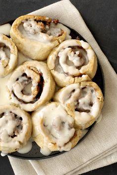 Gluten-Free Cinnamon Buns