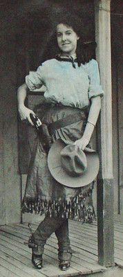 Oklahoma Cowgirl