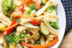 Recipe:+Light+and+Easy+Pasta+Primavera