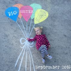 Pregnancy Announcement Big Sister Announcement