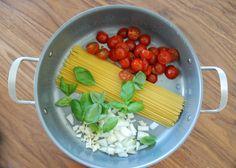 One-pot pasta – pasta yhdessä kattilassa