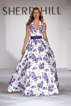Sherri Hill - Runway - Spring 2016 New York Fashion Week