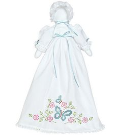 I love making this pillow case dolls. They make great gifts. (Robin)
