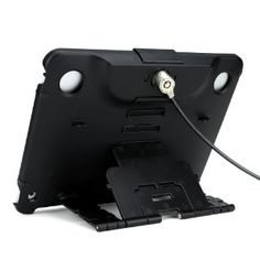 iPad Security Case with Lock and Stand for the new iPad 3 & iPad 2 & iPad 1 - Lockable Hard Case for All Generations of iPad, Price: $39.00