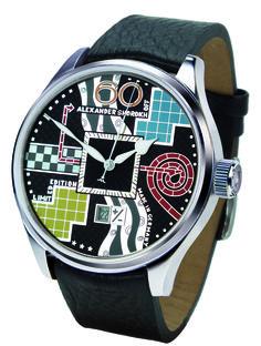 Plus Minus Watch - Avantgarde Linie #plusminuswatch #watch #avantgarde #alexandershorokhoff #uhr