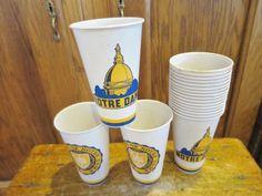 Vintage Notre Dame Stadium Waxed Beverage Cups 19 cups | Sports Mem, Cards & Fan Shop, Fan Apparel & Souvenirs, College-NCAA | eBay!