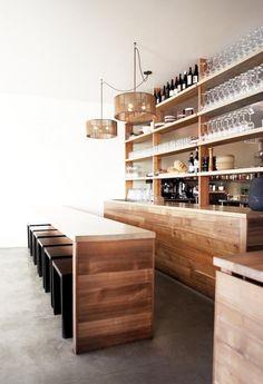 AXE LA restaurant bar