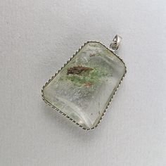 Hey, I found this really awesome Etsy listing at https://www.etsy.com/listing/168605887/vintage-moss-agate-pendant-sterling