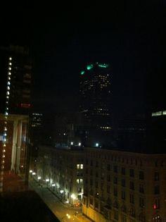 View from our hotel! #FFSXSW #CHEVYSXSW #SXSW