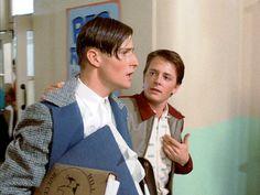 honey pie vintage: Hey McFly!: Time-travelling 80s Fashion