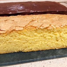 Vanilla Cake, Nutella, Goodies, Sweets, Snacks, Recipes, Food, Treats, Sweet Pastries
