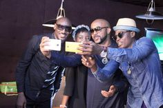 It's Busayolayemi's Blog.. Who's There???: WATCH VIDEO OF 2FACE, BANKY W, YEMI ALADE ON POLIT...