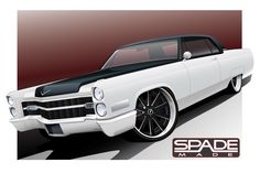 65 caddy | 1966 Cadillac Coupe Deville Project