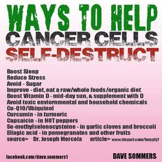 The More U Know — [Source] [More Cancer Informative Posts Here] ... #naturalbreastcancerremedies