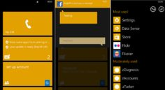 New leaked screenshots of the WP8.1 version   Day by day more and more information comes to the upcoming Windows Phone OS 8.1 is available. Today again some alleged leaked screenshots of the build 8.10.12166.0 version of revealing some of the functions.