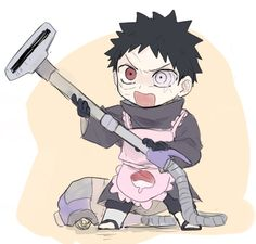 levi would love obito