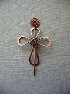 Reserved Listing for Jessica Bisko   Faith a Solid Copper Scarf Pin - Shawl Pin - Sweater Pin - Cape Pin. $18.50, via Etsy.
