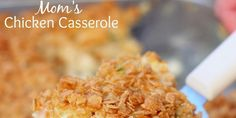 Get Full Recipe. Here are 7 more casserole recipes just like your mom used to make.