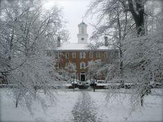 Athens, Ohio. Ohio University
