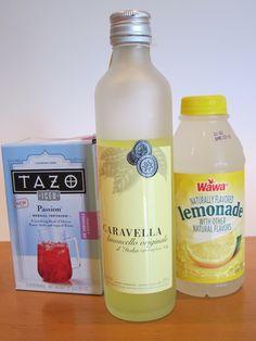 Tipsy Passion Tea Lemonade!! Better than Starbucks!